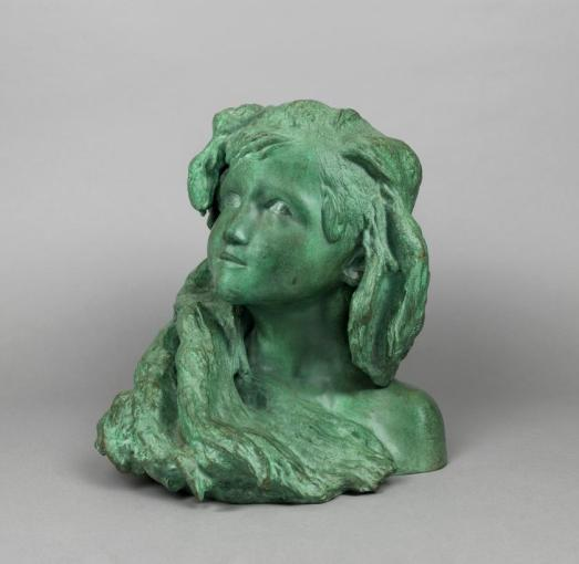 Camille Claudel, L'Aurore, vers 1900-1908 - Source : http://www.museecamilleclaudel.fr/fr/collections/laurore