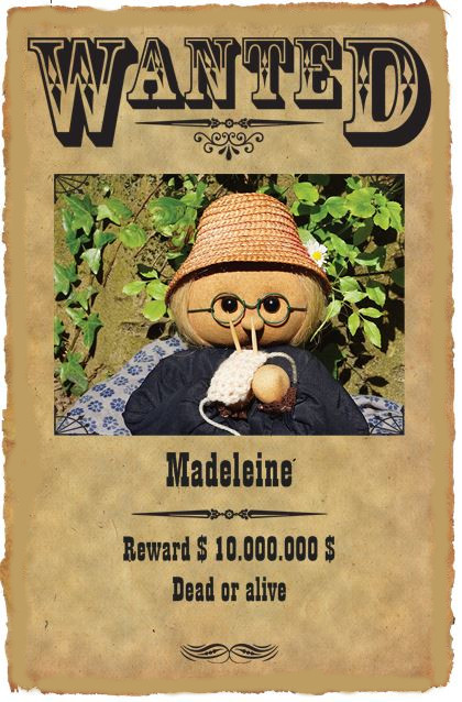 Wanted Madeleine